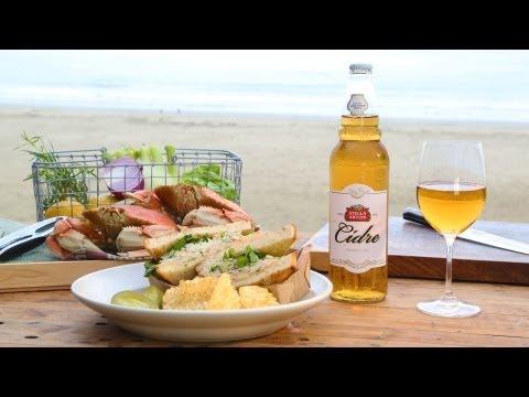 Crab Sandwich | Coastal with Byron Talbott
