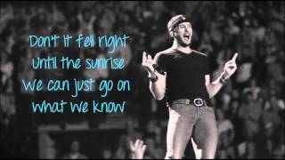 Kill The Lights- Luke Bryan lyrics