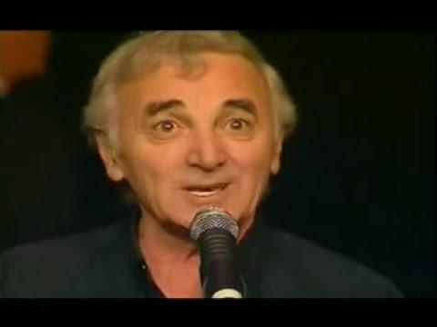 Apaga la luz - Charles Aznavour