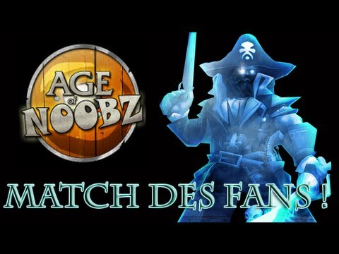 Match des fans 14me Edition : EP06 : Bob Lennon et Jehal commentent du League of Legend vritable !