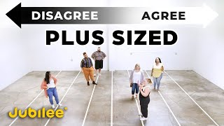 Do All Plus-Sized People Think the Same?