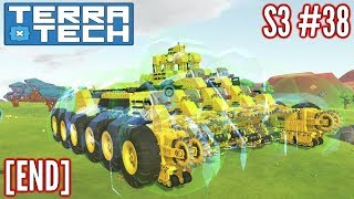 Terratech   [END] Ep38 S3   The Nomad Lives!!   Terratech v0.8.1.3 Gameplay