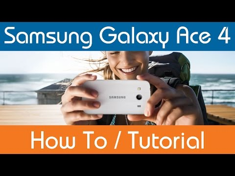 How To Access Call Logs - Samsung Galaxy Ace 4