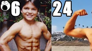 Top 10 Famous Kids You Won't Believe Have Changed So Much