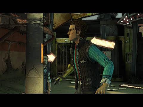 Tales from the Borderlands - PC Gameplay