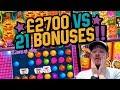 £2700 Vs 21 Bonuses   Hunt Highlights!