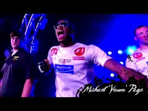 Best of Michael Venom Page - The Muhammad Ali of MMA.