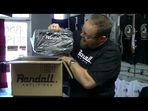 NEW AMP DAY Randall Diavlo RD1 Un-boxing video!