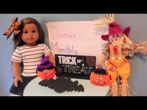 Deena's Monthly American Girl Doll Finds-september!