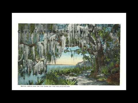 1921 TROPICAL FLORIDA POST CARD BOOKLET