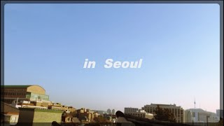 ARI'S FILM IN SEOUL 【Travel Vlog】ari & mari