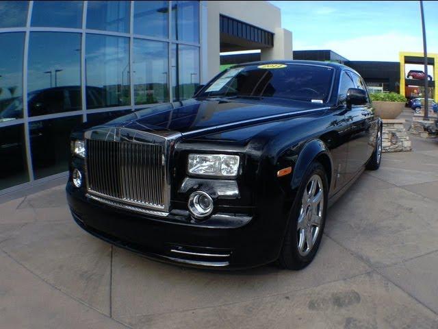 2011 Rolls-Royce Phantom, For Sale at Bentley Scottsdale