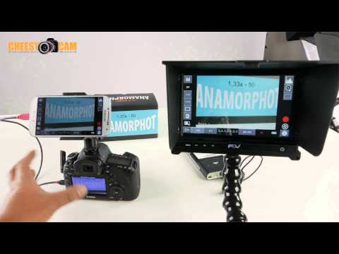 Hdmi Out Dslr Live View Video Tethering Hdmi Mini To