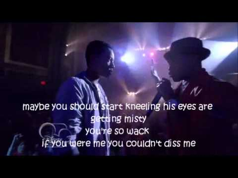 Moment of Truth Lyrics- Tyler James Williams, Bradon Mychael Smith (Let it Shine)