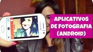 Meus aplicativos de fotografia para Android!