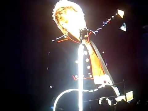 Bon Jovi - Sofia, Bulgaria (14.05.2013)