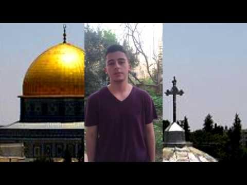 Hello from Palestine