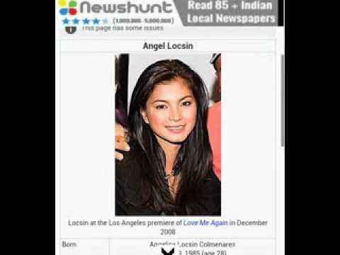 Angel Locsin Android App - FHM Most Sexiest Women