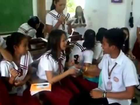 Ikaw Na Na Na Na (G2B Boys) - Grade 9 - Peace Music Video