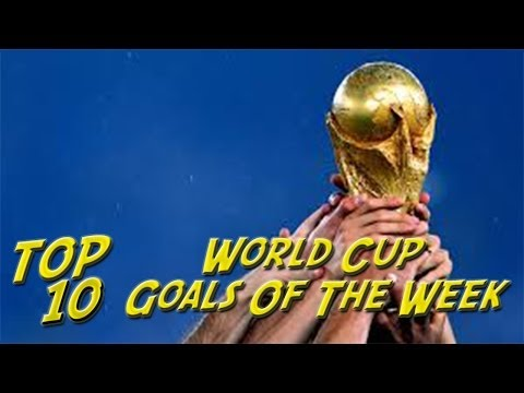 World Cup 2014 Goals Of The Week Ep. 1