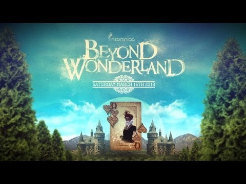 Beyond Wonderland 2013 Official Trailer
