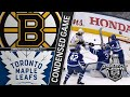 04/23/18 First Round, Gm6: Bruins @ Maple Leafs MP3