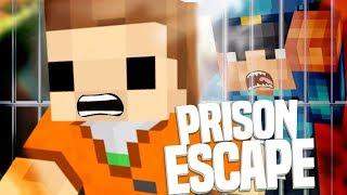ONTSNAPPEN UIT EEN MEGA PRISON! - Prison Escape