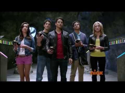 Power Rangers Megaforce - Mega Mission - The New Power Rangers