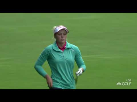 Brooke Henderson Highlights from Major Victory at KPMG Women's PGA Championship
