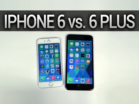 Iphone 6 vs
