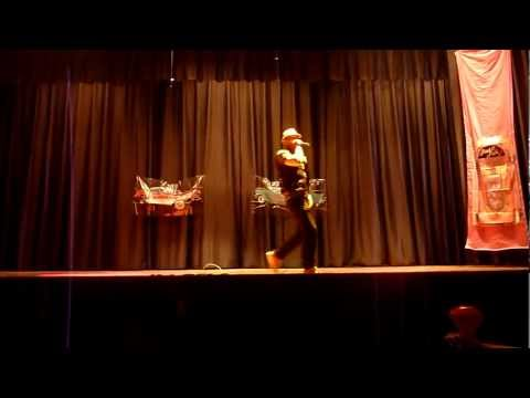 Winton Middle School Talent Show 2013 - Andres Rodani - Misfit Flaco Show & WTB Live Mix - 11