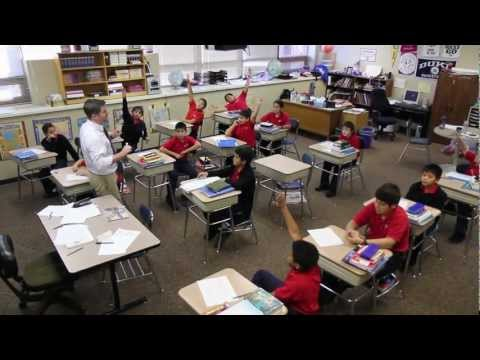 PAVE Partner School Feature - Nativity Jesuit Middle School