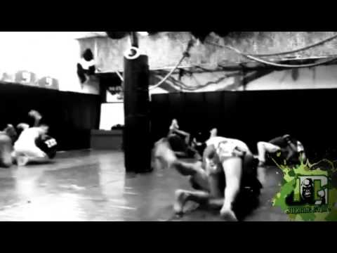 WARRIOR MMA SPARRING | BRONX MMA | YONKERS MMA |  JUNGLE GYM MARTIAL ARTS Image 1