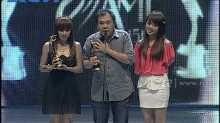 Download Lagu Cherrybelle 'Dilema' - Karya Produksi Grup Vokal Terbaik - AMI 2014 Gratis STAFABAND