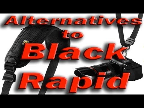 Alternatives to Black Rapid Camera Strap