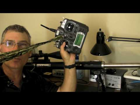 Turnigy 9X R/C Transmitter unboxing and mini review