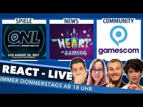 gamescom-Special - was geht, was gibt's, was kommt? Mit Ann-Kathrin, Julius, Natascha und Michi!