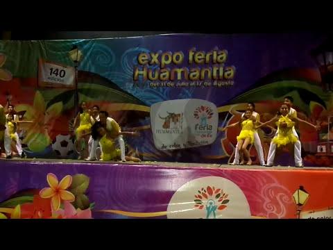 Son salsa y sabor expo feria huamantla 2014