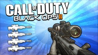 BO2: Quad Feed with Every Gun! (Community Montage)