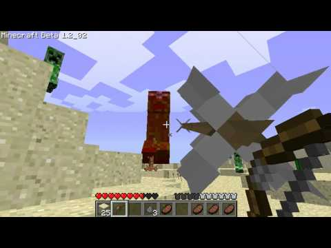 "Minecraft Beta:Ep.12 ""The Creeper Queen"""