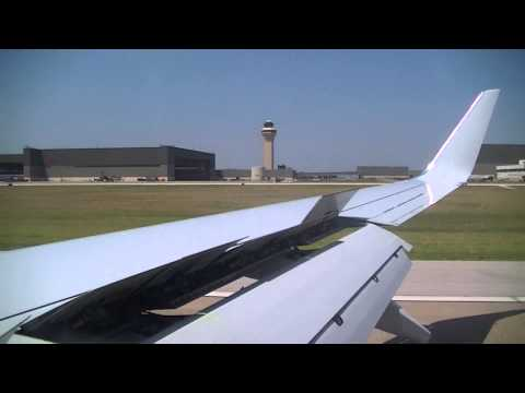American Airlines Boeing 737-823(WL) Landing at Dallas/Fort Worth International Airport (DFW)