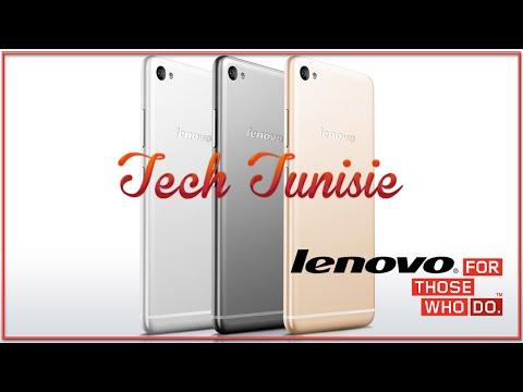 Smartphones Lenovo en Tunisie ?