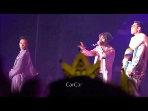 170122 BIGBANG 10 THE CONCERT 0.TO.10 in Hong Kong - Fxxk It (Fancam)