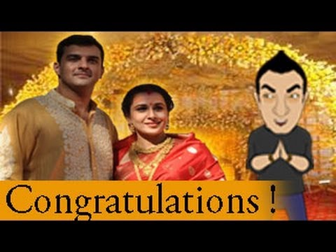 Vidya Balan & Siddharth Roy Kapur's Private Wedding video