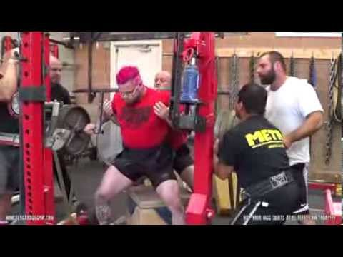 POWERLIFTING TRAINING SESSION: MONSTER GARAGE GYM Image 1