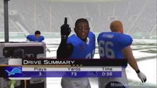 NFL 2K5 - 2011-2012 Highlights