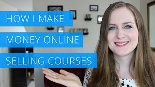⭐ How I Make Money Online Selling Courses with Teachable ⭐ Gillian Perkins