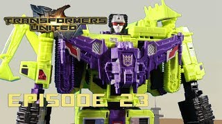 "TRANSFORMERS UNITED - SEASON 2 | EPISODE 13 - ""DESOLATION"""
