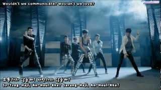 [HD] EXO-K - MAMA (No Narration) MV [Hangul + Romanization + English Lyrics/Subs]