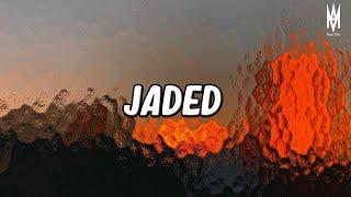 Drake - Jaded (Lyrics Video) || KidTravisMusic
